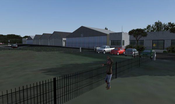 Aérodrome d'Andernos