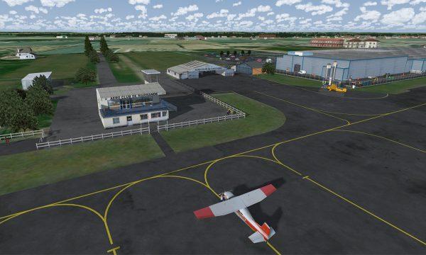 Aérodrome de Marmande